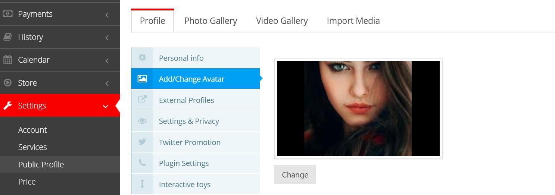 set-an-avatar